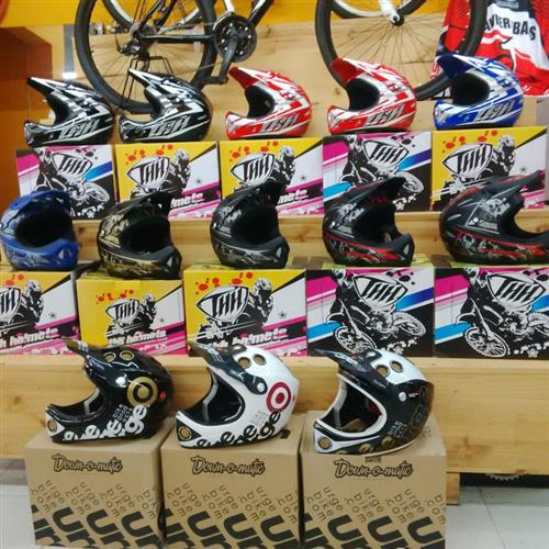 cascos bmx race Ready Bike Shop